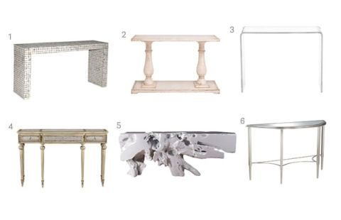 Console Tables On Weekly Design Deals March 26 2017