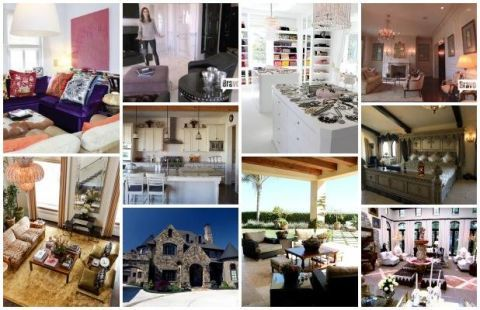 Real Housewives Houses
