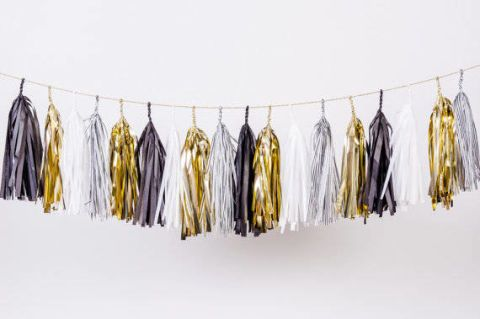 Yellow, Grey, Metal, Clothes hanger, Fashion design, Natural material, Silver,