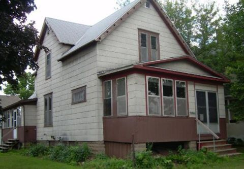 Before and after pictures of victorian home makeover of for Home exterior makeover app