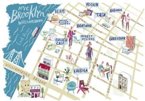 Brooklyn Shopping Guide Brooklyn Design Stores