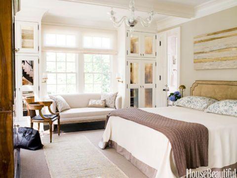 . White Bedrooms   Ideas for White Bedroom Design