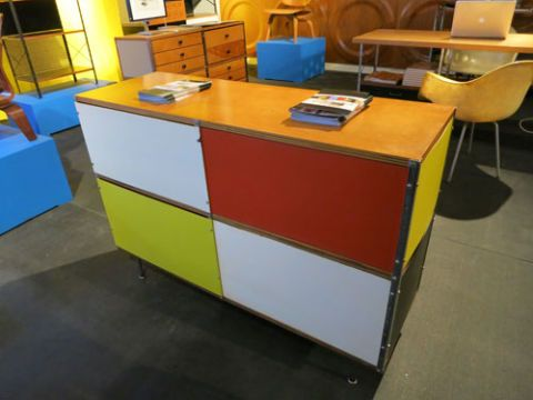 eames herman miller plywood piece