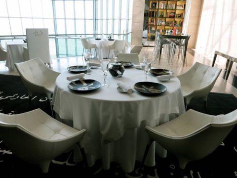 dining table idam restaurant