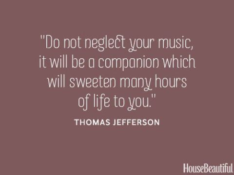 thomas jefferson music quote