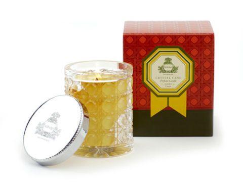 golden cassis crystal cane