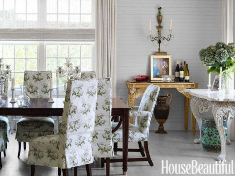 Spring Print Rooms Decorating With Pattern