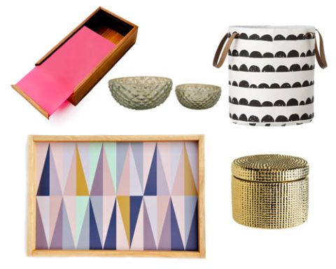 Top 5 Blog Posts of the Week:Living Room Organization Products, Eclectic Bedrooms, and More