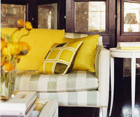 One Sofa, Three Houses