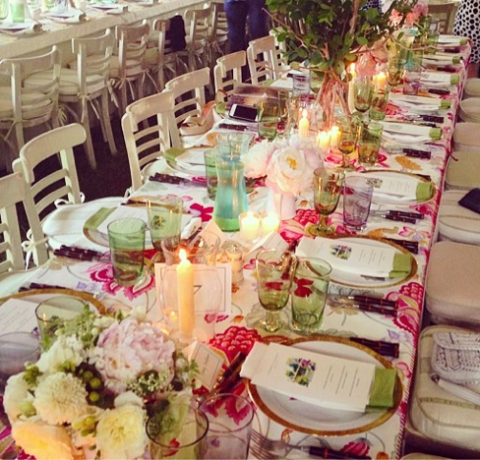 The Most Beautiful Wedding Tablescapes From Instagram