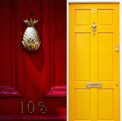 How To Spruce-Up Your Front Door