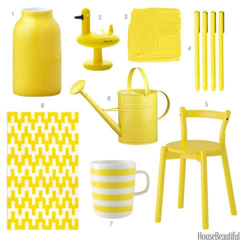 Delicieux Color Obsession Of The Week: Lemon Yellow
