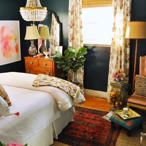 Interior design, Room, Textile, Lamp, Interior design, Chest of drawers, Flooring, Linens, Bed, Drawer,