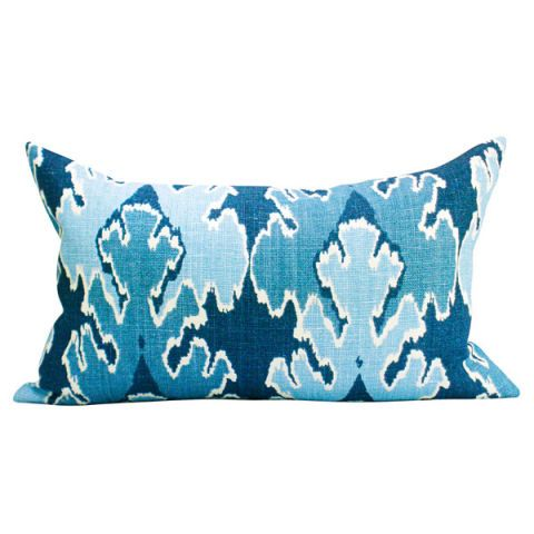 bengal bazaar pillow