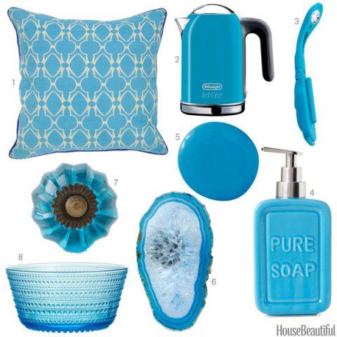 Sky Blue Accessories Sky Blue Home Decor