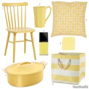 butter yellow accessories