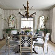 Interior design, Floor, Room, Flooring, Furniture, Table, Home, Ceiling, Interior design, Chandelier,