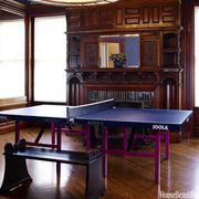 Wood, Room, Interior design, Hardwood, Floor, Table, Ceiling, Flooring, Light fixture, Wood stain,