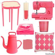 flamingo pink accessories
