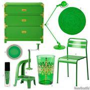 grass green accessories