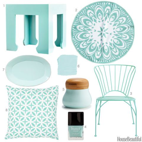 Bon Cool Turquoise Accessories