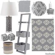dove gray accessories
