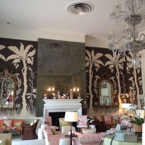 Interior Designer Tom Scheerer Ventures To Both Island Spots Regularly After All He S There For Work Recently Redesigned The Historic Lyford Cay