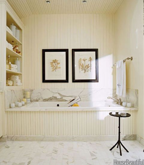 Merveilleux White Bathroom