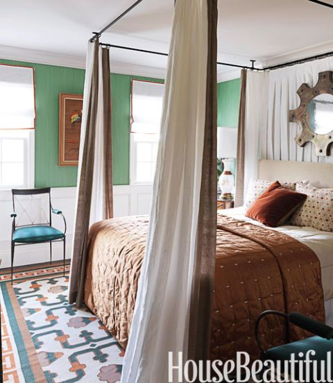 Best Decor Ideas For Green Bedroom