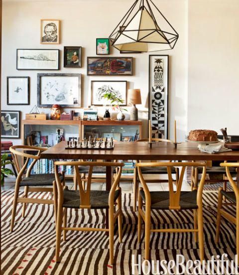 pattern dining room