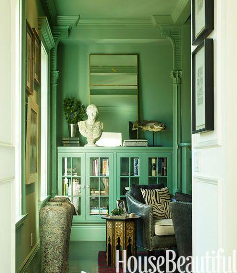 Hilary Farr Kitchen Designs: Bold Designer Paint Colors