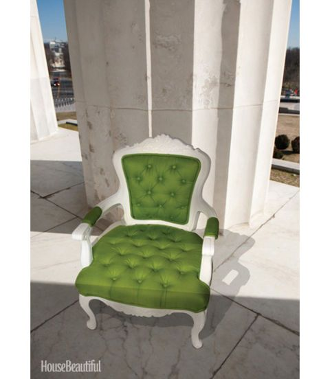 Photos Of Green Chairs Color It Green Street Giveaway