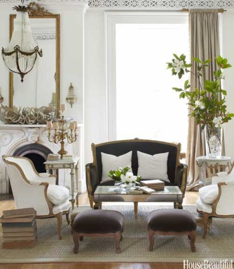 Victorian House Design - Antique Decorating Ideas
