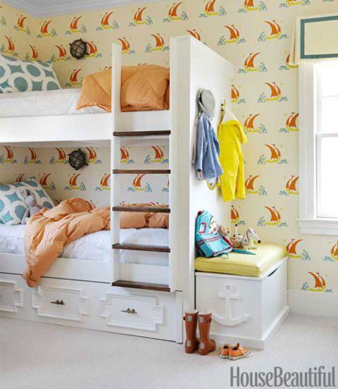 10 Brilliant Yellow Bedrooms