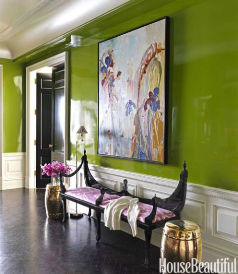 House Foyer Xl : Colorful entryways paint colors for foyer