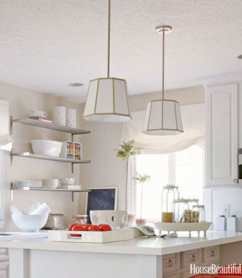 How to Brighten a Kitchen - Decorating Kitchens