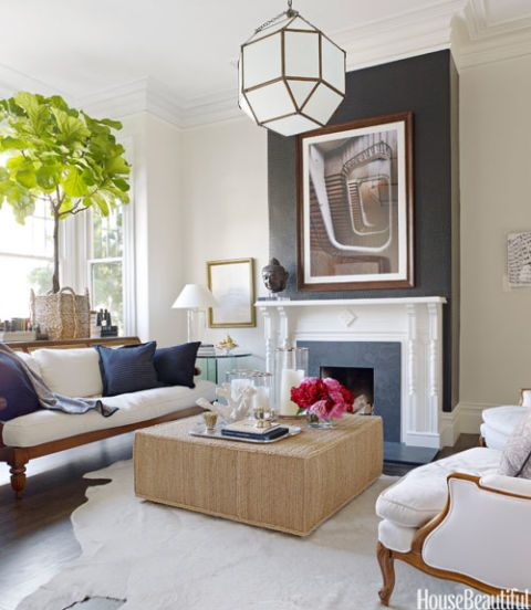 30 cozy fireplace ideas beautiful decorating pictures of fireplaces - Decorating Ideas For Living Rooms With Fireplaces