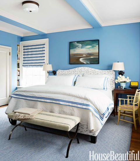 Charming 40 Best Bedroom Colors   Relaxing Paint Color Ideas For Bedrooms   House  Beautiful