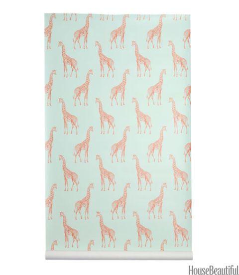 abnormals anonymous spot giraffe wallpaper