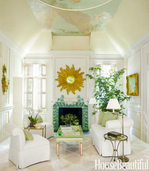 zuber wallpaper ceiling