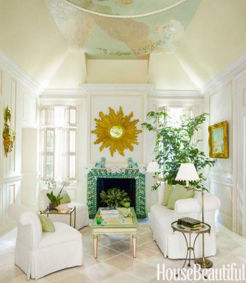 zuber wallpaper ceiling