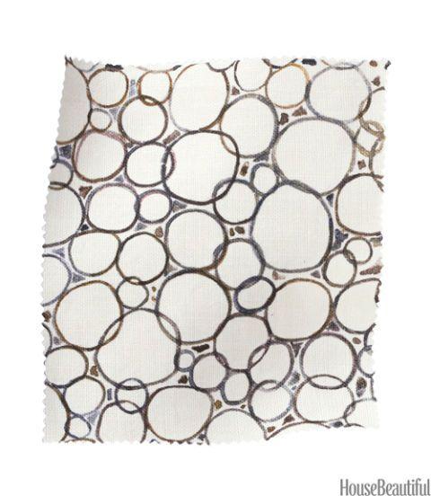 harbinger la circles fabric