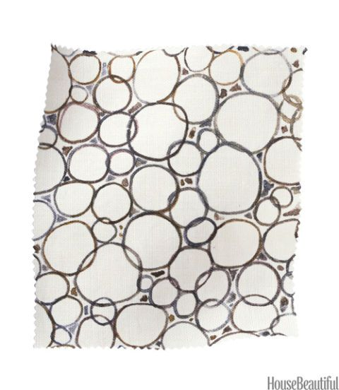 harbinger la circles fabric