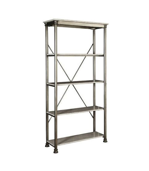 orleans 5 tiered shelf
