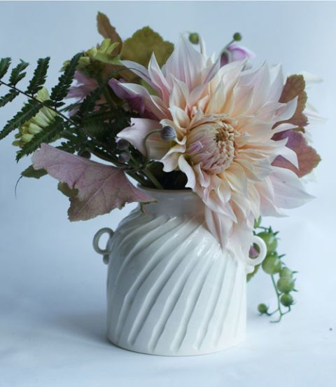 frances palmer pottery vase