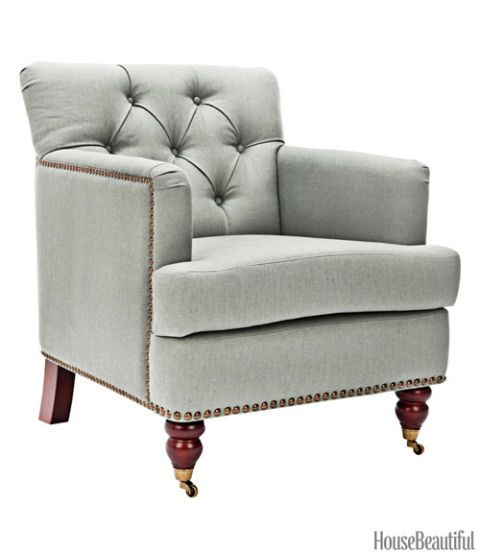 sc 1 st  House Beautiful & Comfortable Club Chairs - Upholstered Club Chairs
