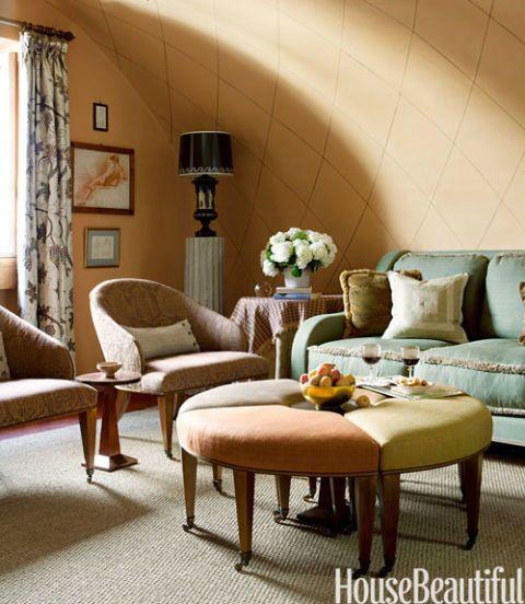 Italy Home Decor: Rome Apartment Interior Design
