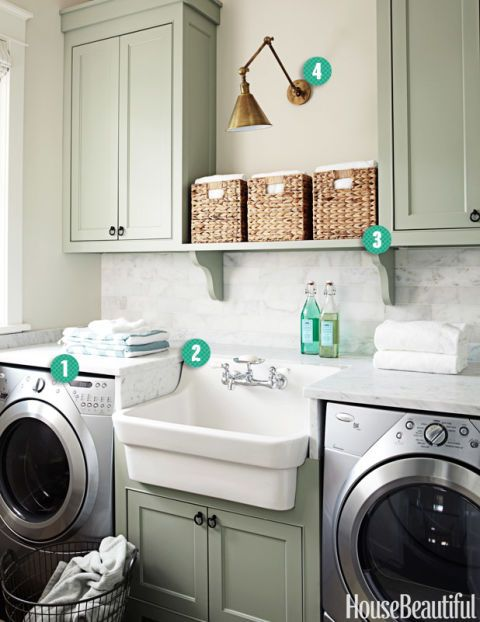 Incroyable Laundry Room Design Essentials