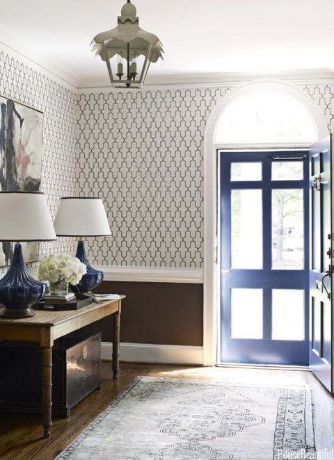 Steps To Paint A Room: Beautiful Entryways