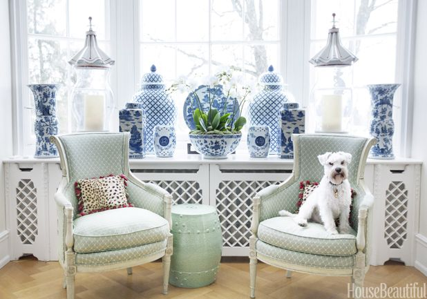 Blue And White Living Room Decorating Ideas blue and white decorating  blue and white rooms